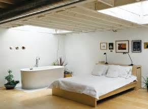 bathtub in bedroom an studio that would make picasso jealous toronto