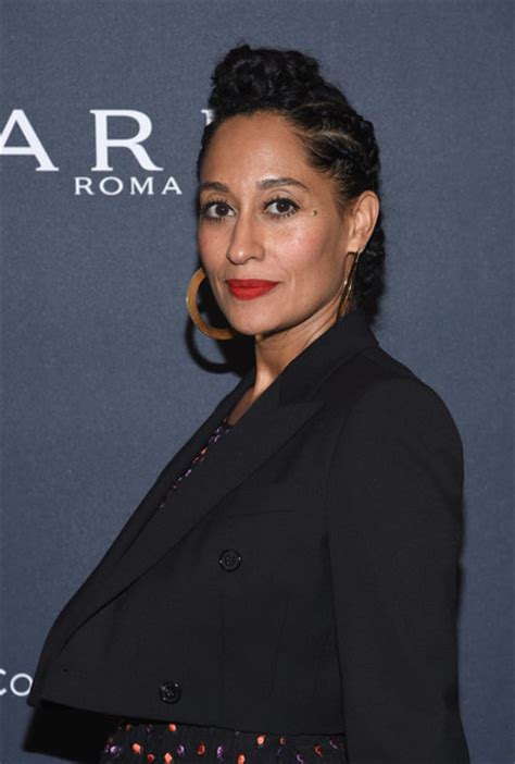 Tracee Ellis Ross Hairstyles by Tracee Ellis Ross Braided Updo Braided Updo Lookbook