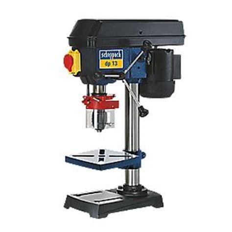 screwfix bench scheppach dp13 255mm bench pillar drill 240v pillar