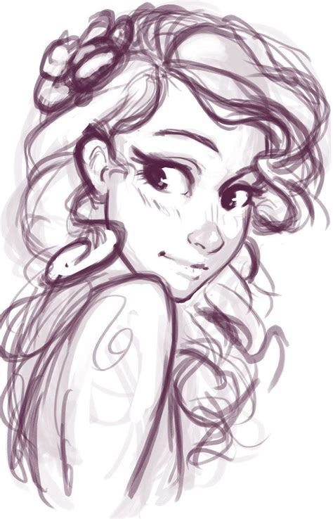 56 best images about people on pinterest girls pretty sketches of animated girls only face best 25 character