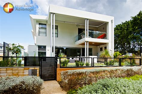 Split Level House Pictures Modern Skillion Roof Rear Elevation With Outdoor Kitchen