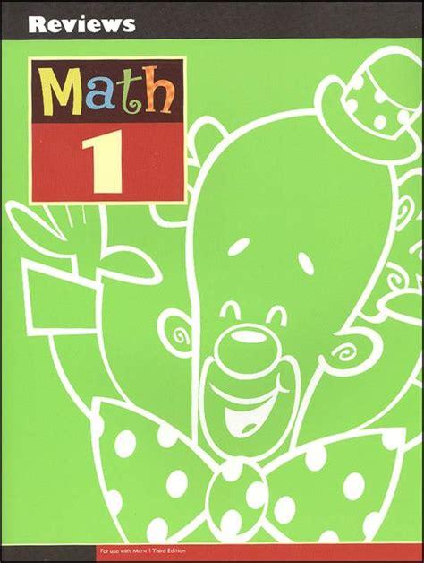 bju math 6 3rd edition