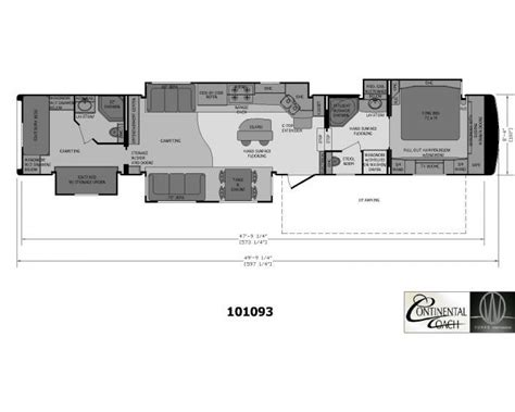 2 bedroom rv floor plans 17 best images about rvs on pinterest new motorhomes