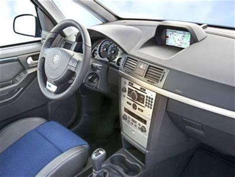 opel meriva 2006 interior planet d cars 2006 opel meriva opc