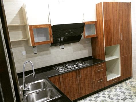 Hdf Kitchen Cabinets Kitchen Cabinets Installation Inception To Completion Properties 4 Nigeria