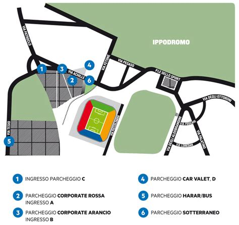ingressi san siro mappa f c internazionale sito ufficiale it stadio