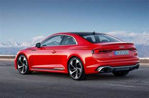 Audi Rs5 Price New Audi Rs5 Coup 233 To Go On Sale In June Autocar
