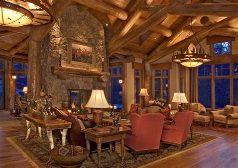 cabin living rooms log cabin living room log cabin bathrooms log cabin