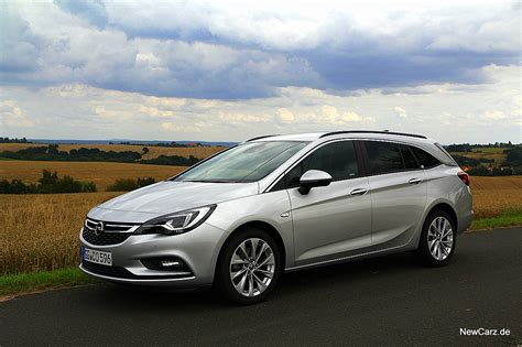 Opel Astra Sport Tourer by Opel Astra Sports Tourer Ambitionierter Kombi Im Test