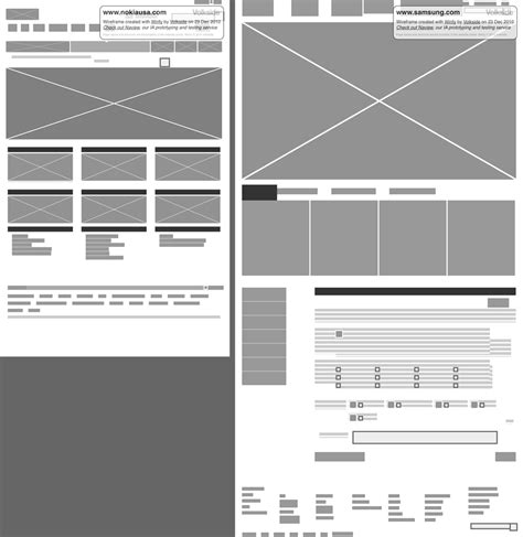 web layout wireframe wirify overview and why use wirify