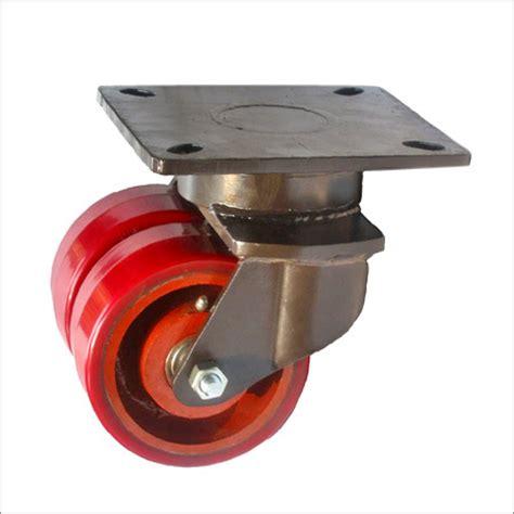 rubber st mumbai heavy duty castor wheel exporter manufacturer supplier