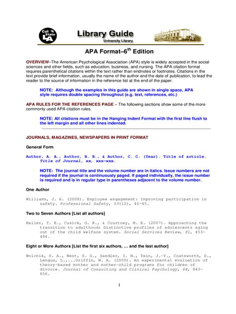 apa format xls apa format template 3 free templates in pdf word excel