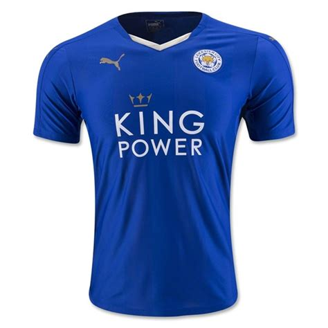 Leicester City Home 15 leicester city 15 16 home jersey lc 3 163 17 00 2016 17