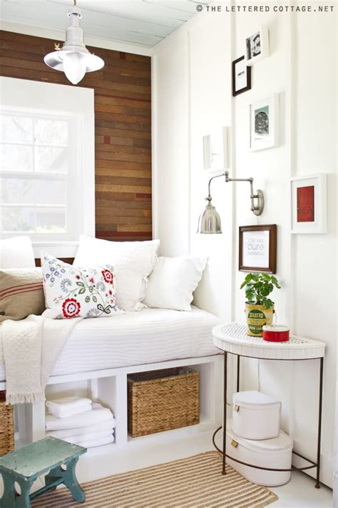 A Room In A Cottage Rooms I Adore The Lettered Cottage Reading Room Satori