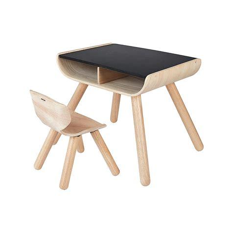 tavolo sedie bimbi set tavolo e sedia bambini legno plan toys babookidsdesign