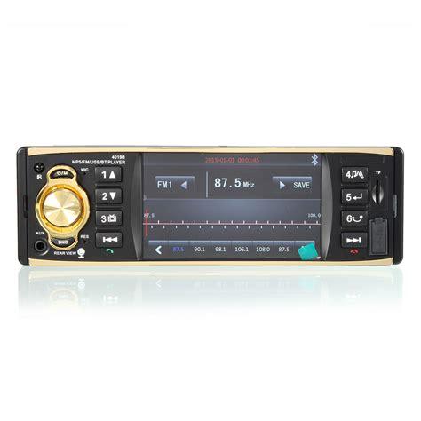 Mp3 Usb Owlol 838 bluetooth hd car stereo audio radio mp5 player fm aux input usb tf mp3 handfree sale