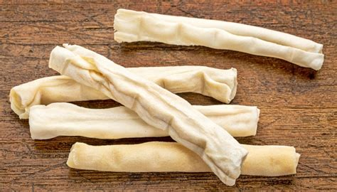 are rawhides for dogs are rawhide treats safe for dogs here s what you must