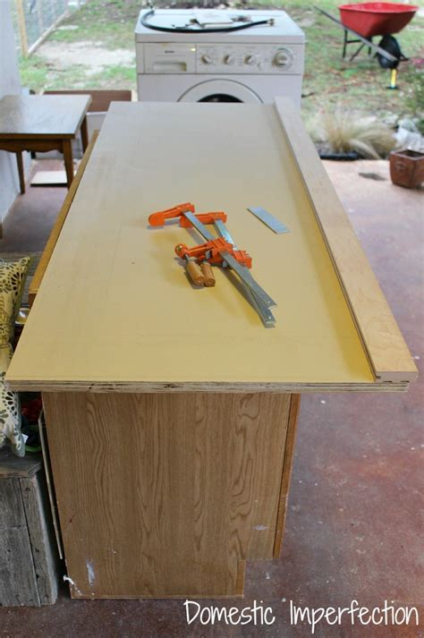 Bathroom Remodel   Build A Counter Out Of Wood Flooring