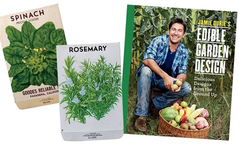 jamie durie of the outdoor room 9 of the easiest edible plants to grow