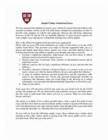 College Application Essay About Influential Person Where To Find A High School Application Essay Sle