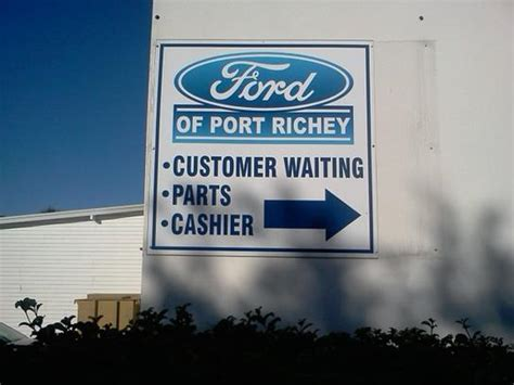 ford of port richey car dealership in port richey fl