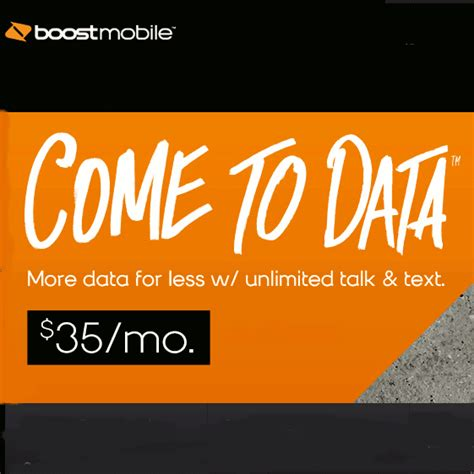 boost mobile unlimited boost mobile increasing data for autopay customers