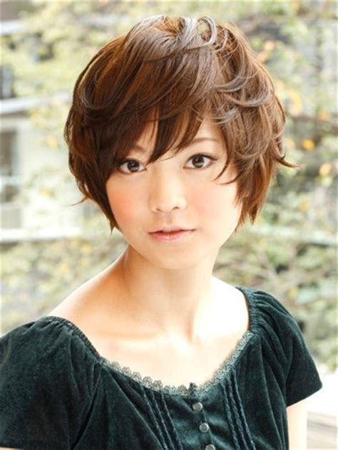 cute hairstyles japanese cute japanese asian short hairstyles 2012 for women 2013