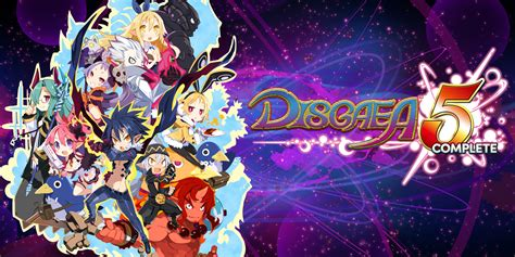 Ps4 Disgaea 5 Alliance Of Vengeance R3 Reg 3 Promo Bh disgaea 5 complete coming to the nintendo switch in may gameluster
