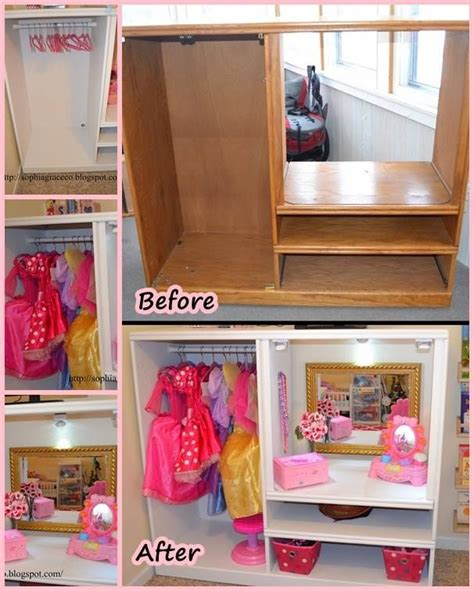 dressing up kitchen cabinets how to turn an old tv stand into a cool dress up makeover
