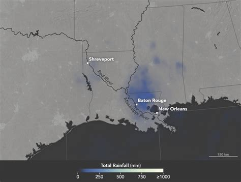 louisiana map climate change as louisiana floods assessing the influence of climate
