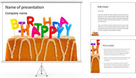 Powerpoint Design Vorlagen Geburtstag Alles Gute Zum Geburtstag Kuchen Mit Kerzen Powerpoint Vorlagen Und Hintergr 252 Nde Id 0000003693