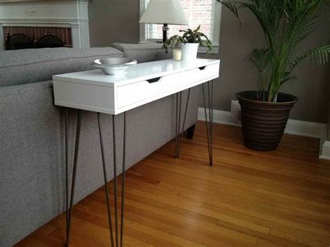 sideboard behind sofa top 25 ideas about ikea console table on pinterest ikea