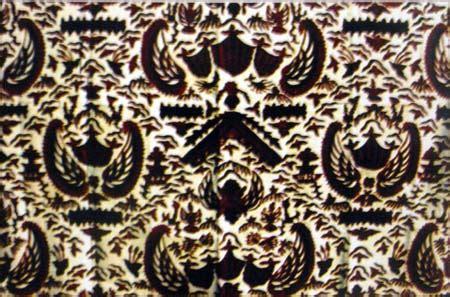 Batik Pasangan Yanti Blue batik garuda bali batik fabrics