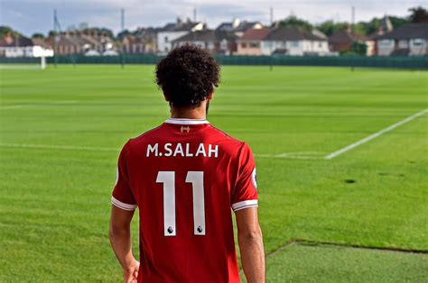 2022 Fifa World Cup by Official Egypt S Salah Joins Liverpool Al Bawaba