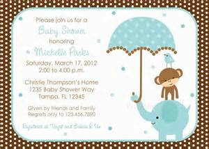 best ideas of baby shower invitation decorating of party
