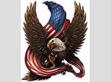 Drawn bald eagle usa flag - Pencil and in color drawn bald ... Elvis Clipart Graphics Free