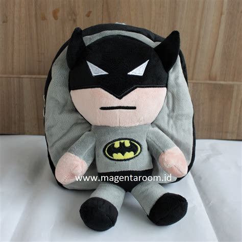Ransel Batman by Tas Ransel Anak Batman Play Magenta Room