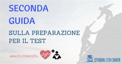 test ingresso professioni sanitarie maturit 224 e test medicina o professioni sanitarie libri