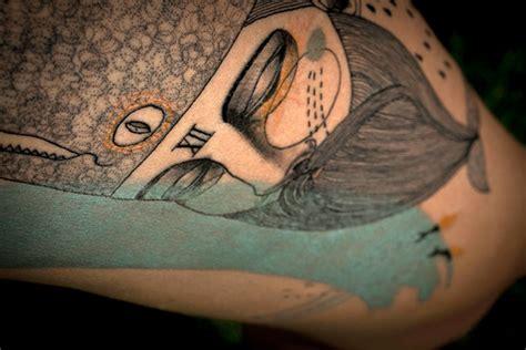 eyeball tattoo london stunning tattoos by art collaborators expanded eye