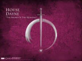 house dayne quot the sword of the morning quot the of