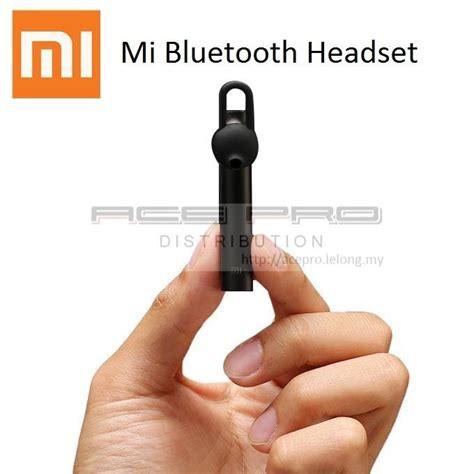 Headset Xiaomi Original 100 New Model original xiaomi mi bluetooth headset xiao mi bluet end 1