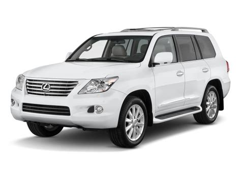 lexus jeep 2010 2010 lexus lx 570 review ratings specs prices and