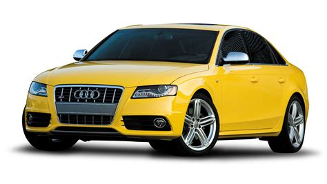 Car Audi by Yellow Audi Car Png Image Pngpix