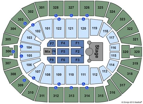 american bank center rodeo seating chart cher tulsa tickets 2017 cher tickets tulsa ok in oklahoma