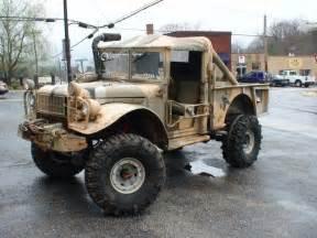 Dodge M37 Dodge M37 My Kinda Truck