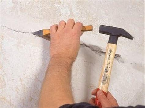 Risse Im Putz Innen Ausbessern by трещины в стенах дома как этого избежать ремонт дома