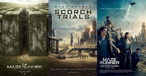 jadwal tayang film maze runner 3 ว งไปในวงกต maze runner 3 จ ดแตกต างจากภาคก อน ความต าง