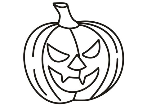 coloring pictures of scary pumpkins free printable pumpkin coloring pages for kids