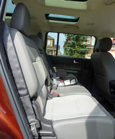 2016 ford flex seat covers review 2016 ford flex limited canadian reviewer