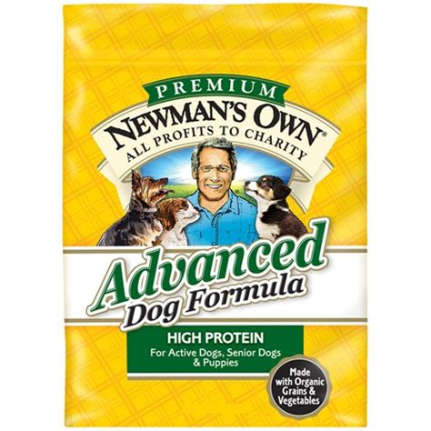newman s own food newman s own organics advanced formula food